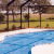 Why You Should Leave Solar Pool Cover On