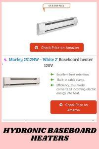 Best Hydronic Baseboard Heaters Reviews and Purchasing Guide