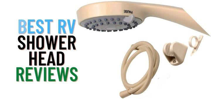 Best RV Shower Head Reviews