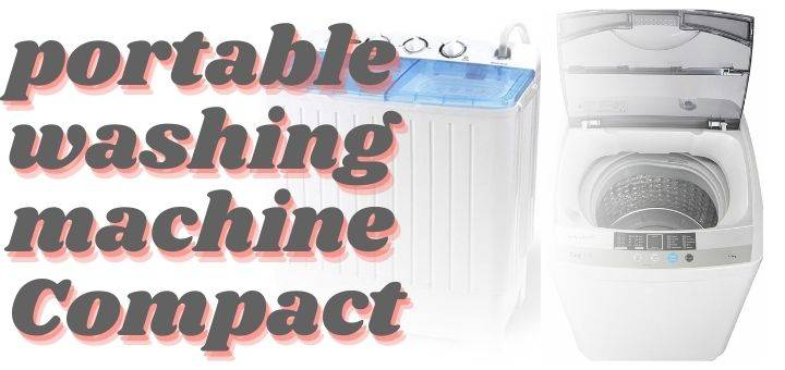 Best portable washing machine Compact