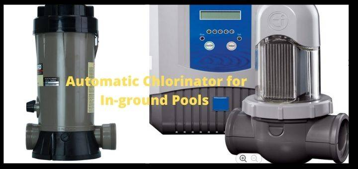 Automatic Chlorinator for In-ground Pools