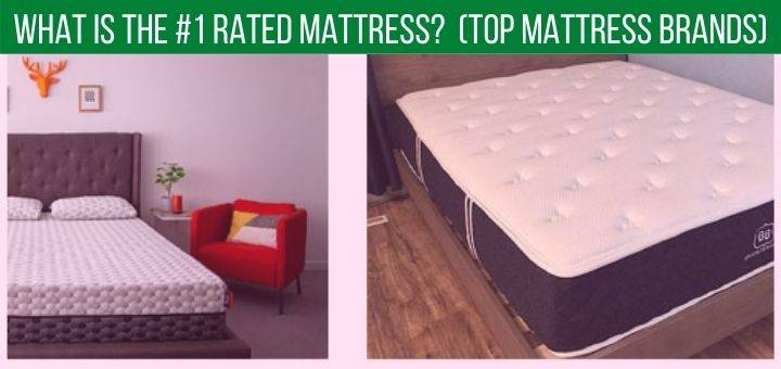 What is the #1 rated mattress? (Top Mattress Brands)