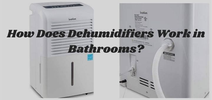 How Does Dehumidifiers Work in Bathrooms